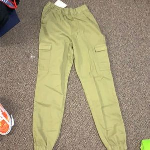 Divided H&M army pants